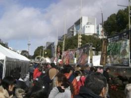 第2回ご当地鍋フェスティバル@久屋大通公園