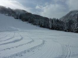 宇奈月温泉スキー場