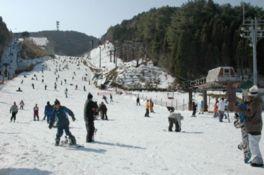 天山スキー場