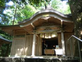 くし觸神社