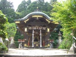 常宮神社拝殿