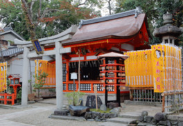 今泉 八坂神社