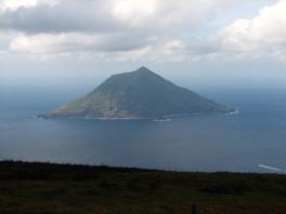八丈島 八丈富士山頂