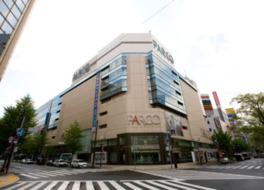 約140のショップが入った札幌随一のファッションビル