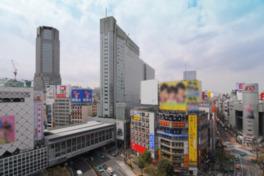 渋谷マークシティ
