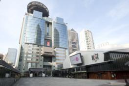 TBS放送センター・Sacas広場