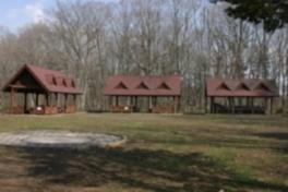 安平町鹿公園キャンプ場