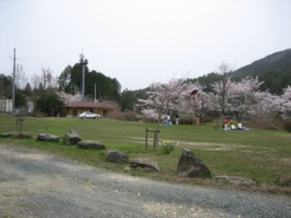 長曽池キャンプ場