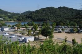 権現総合公園キャンプ場