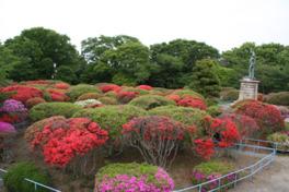 松ヶ岡公園