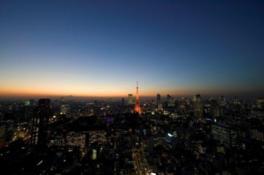 世界貿易センタービルディング 展望台「シーサイド・トップ」