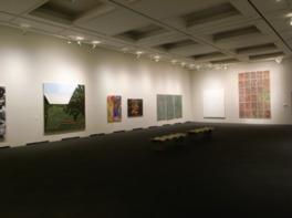 上野の森美術館の展示風景
