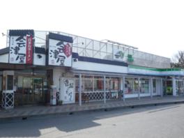 吾妻PA(上り線)