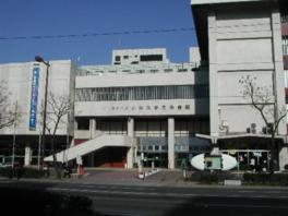福岡市立少年科学文化会館外観