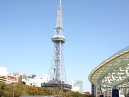 名古屋テレビ塔の外観