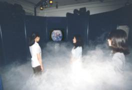 博物館で雲の中を体験できる!