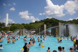京都府立山城総合運動公園(太陽が丘)ファミリープール