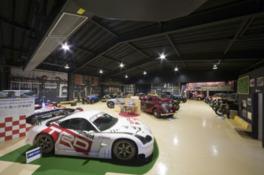 クラシックカー博物館 ツカハラミュージアム
