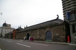 1893年に建てられた歴史的建造物・旧小樽倉庫を再利用しているのも見どころの1つ