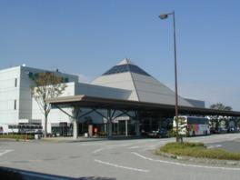長野県の真ん中にあるアクセスの良い観光拠点