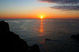 本州最東端「初日の出遊覧船」