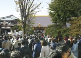 春日岡山惣宗寺(佐野厄除け大師)