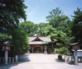 相模國四之宮前鳥神社