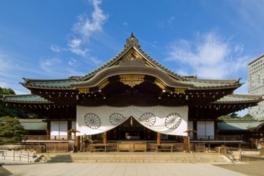 1901(明治34)年に建てられた拝殿