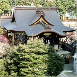 牛天神 北野神社