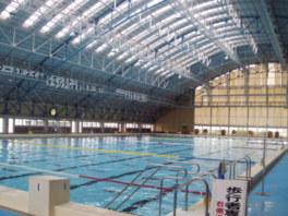 岡山市立市民屋内温水プール