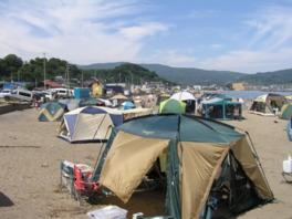 浜中モイレ海水浴場