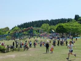 福岡県立夜須高原記念の森