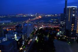 神戸市役所本庁舎1号館24階展望ロビー