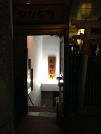 神社境内の地下に京都最大規模の広さ