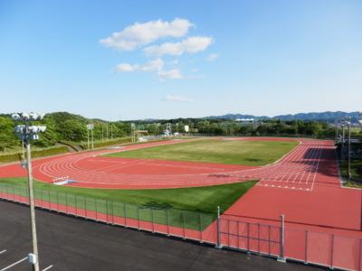 中池陸上競技場(岐阜県・スポー...