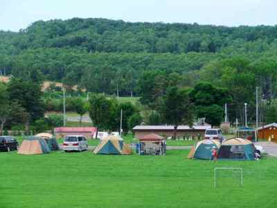 北海道 東藻琴芝桜公園キャンプ場 の写真g43759