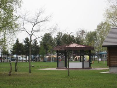 秩父別町ファミリースポーツ公園キャンプ場