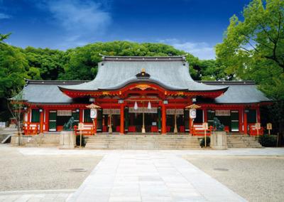 「生田神社」の画像検索結果