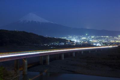 富士川SA(下り線)