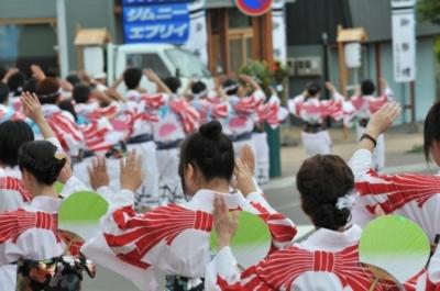 狩太神社祭