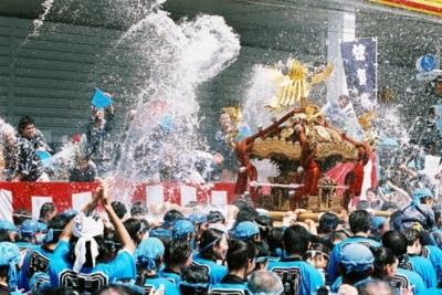 富岡八幡宮例祭 本祭り