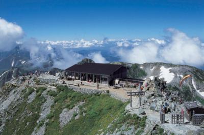 立山登頂キャンペーン