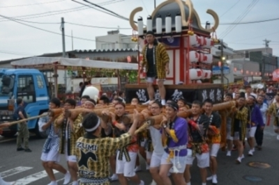 夏祭りいずみ「鶴翔祭」