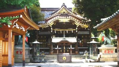 豊川 稲荷 赤坂