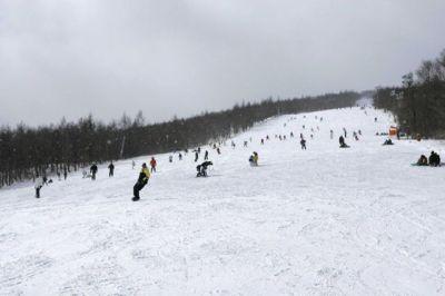 湖 スキー 場 羽鳥