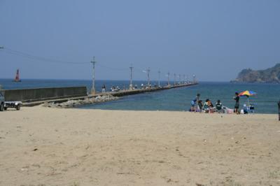 兵庫県 気比の浜キャンプ場 の写真g74499