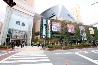 駐 車場 百貨店 阪急