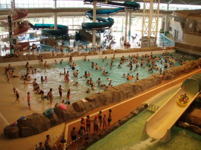 温水 プール 関西