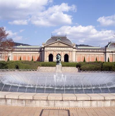 近代日本の歴史的建造物として重要文化財に指定されている (C)京都国立博物館 旧帝国京都博物館本館