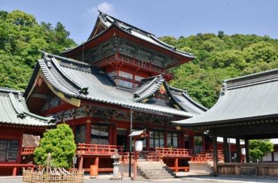 静岡浅間神社(賎機山公園)(静...